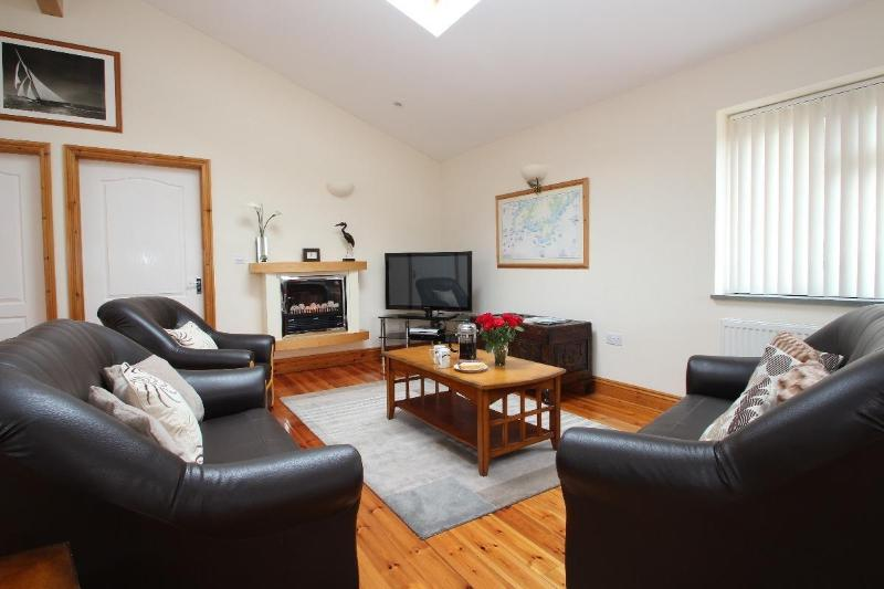 Relax and unwind in beautiful open plan living