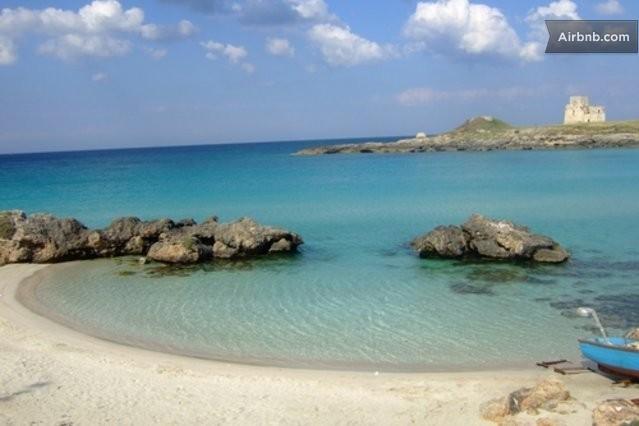 Laperano Marina on the Ionian coast