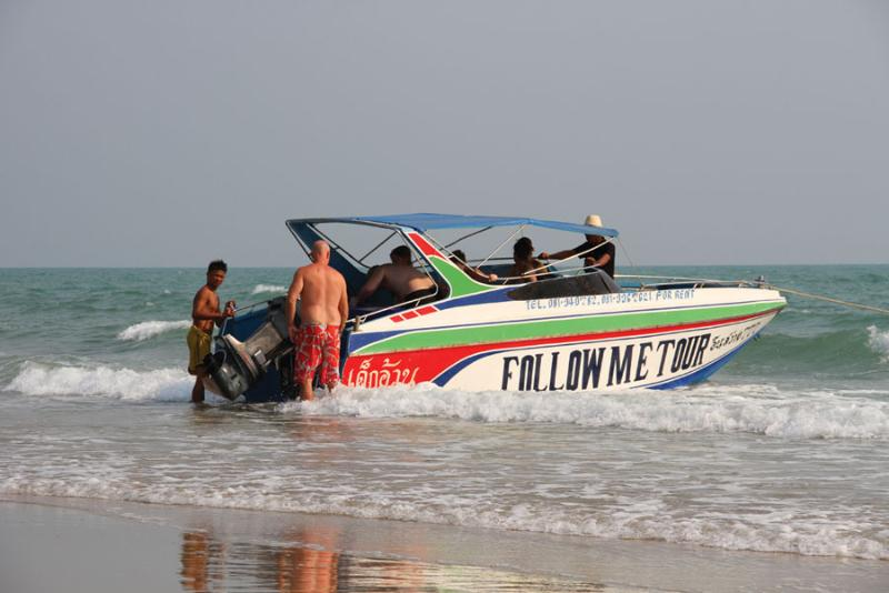 Water Sports and Tours available