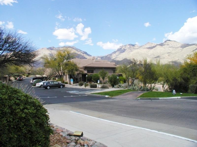 Beautiful area with mountain views