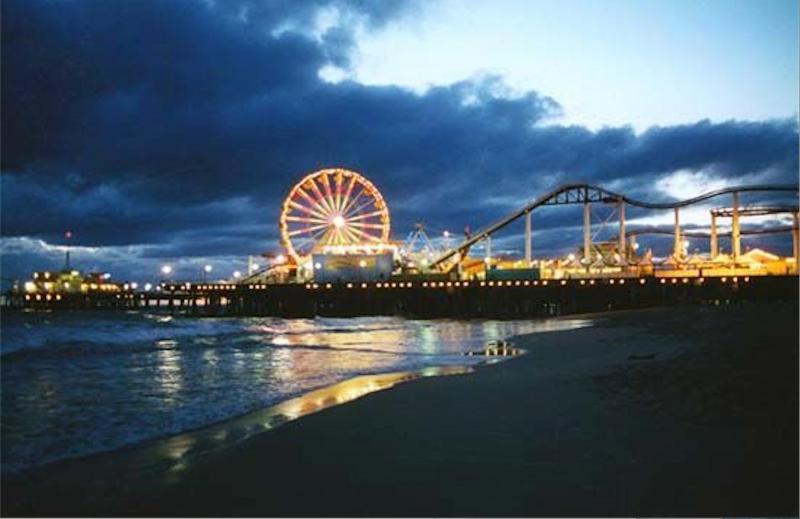 The peerless Santa Monica Pier