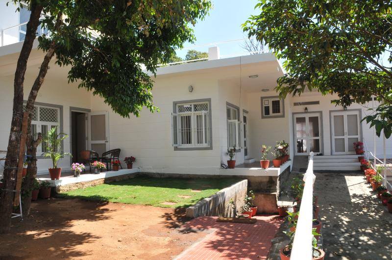 CopperHill Villa Makkandur, vakantiewoning in Kodagu (Coorg)