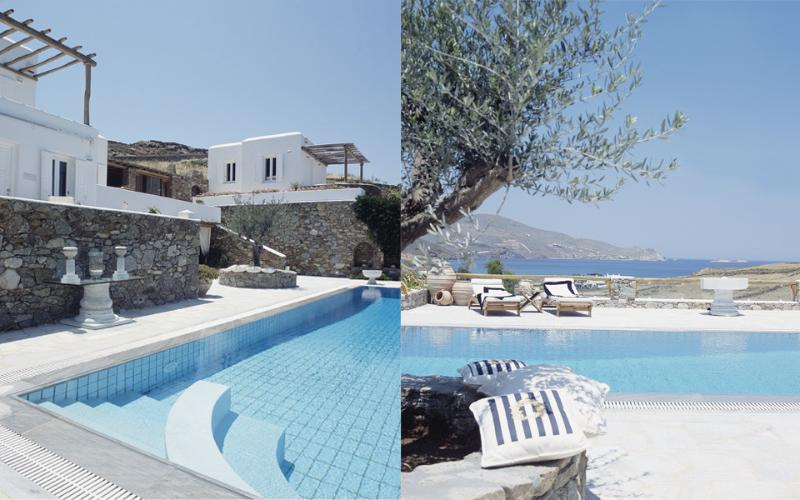 Villa Galaxy with private pool, holiday rental in Ftelia