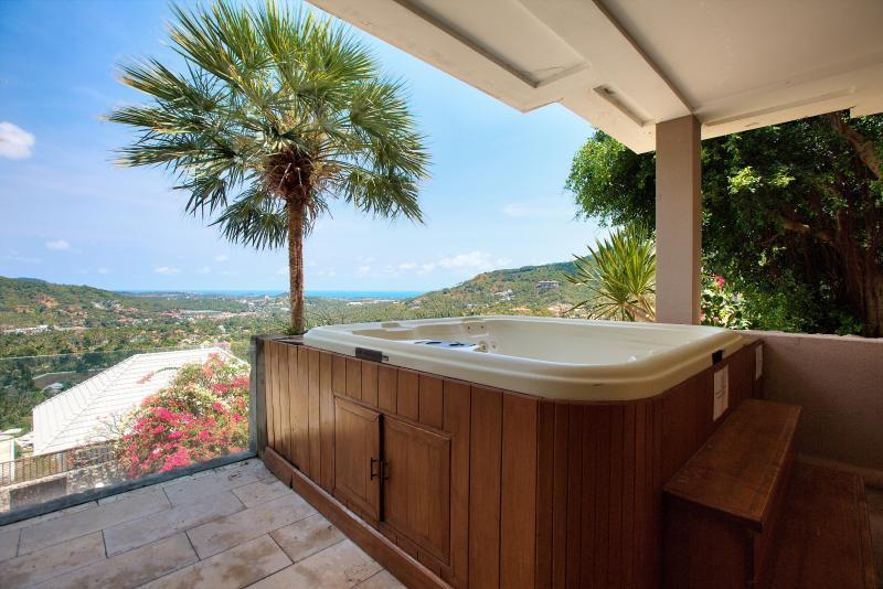 Jacuzzi Spa met geweldig uitzicht - onvergetelijk