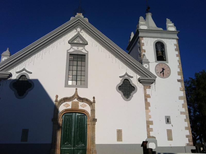 Alte church