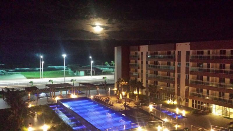 Nacht uitzicht