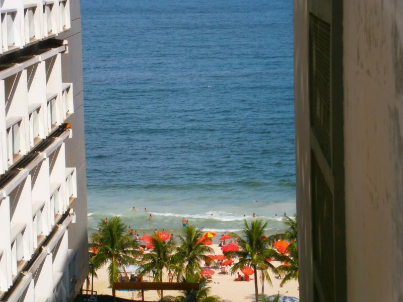 The beach view - nice wheather
