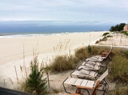 Beautiful Complex beach area