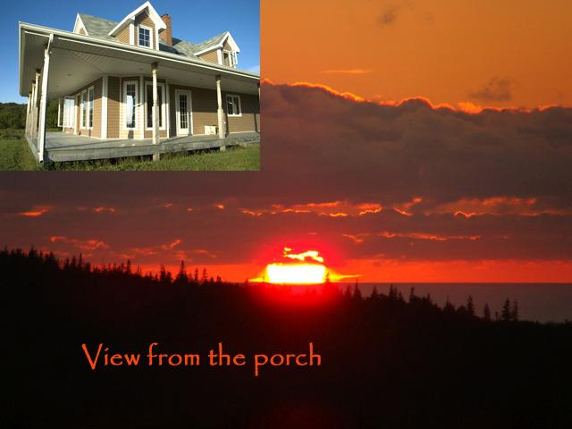 Fantastic house on Sunset Coast of Cape Breton ideally located on island, vacation rental in Cape Breton Island