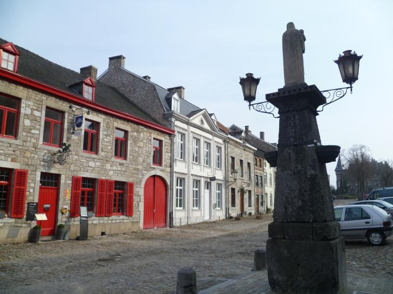 Le Dragon, vacation rental in Limbourg