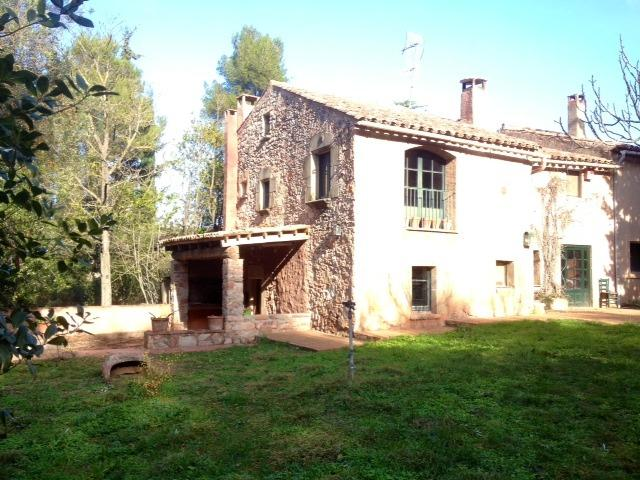 Can Targa, vacation rental in Castellar del Valles
