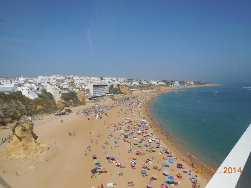 Very close to the most photographed beaches on the Algarve
