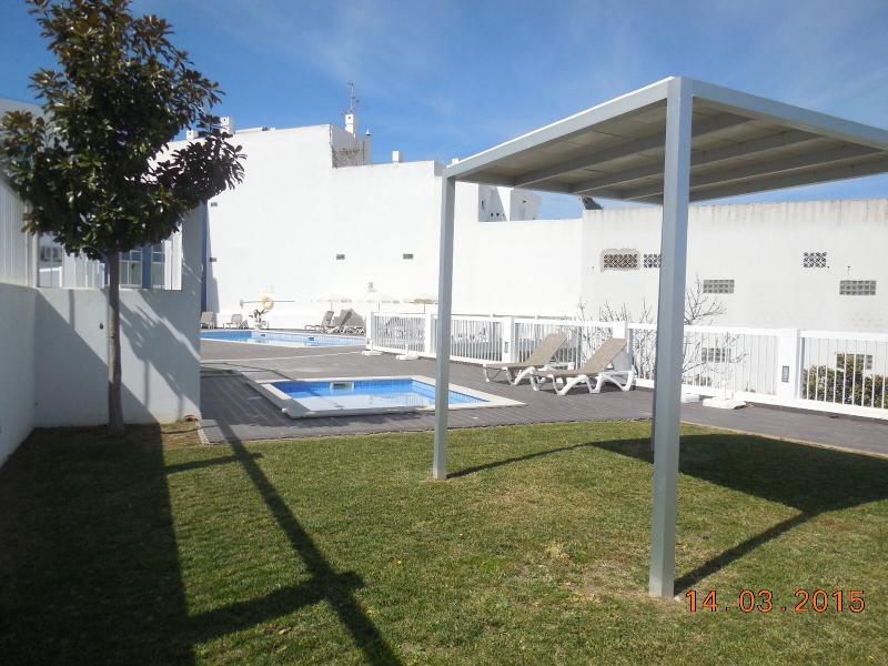 Splash pool for under 6's