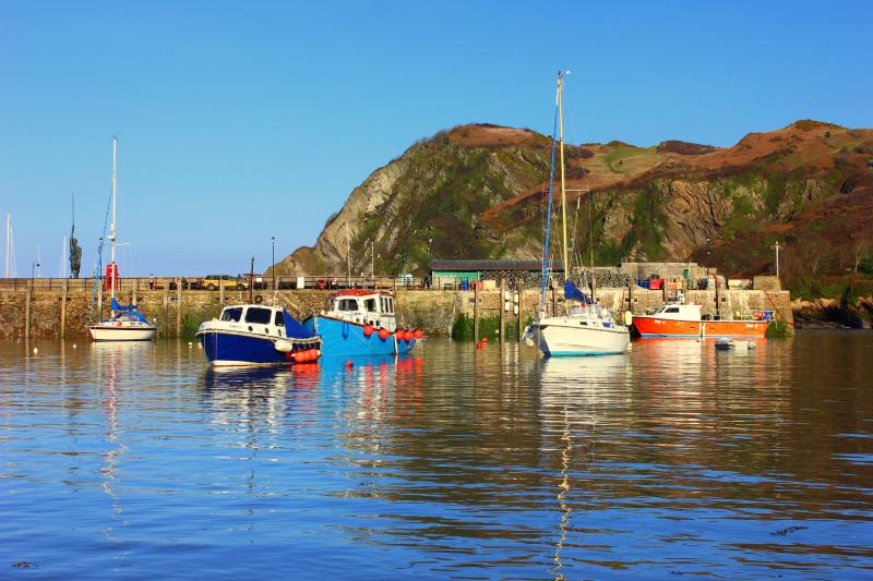 Coastal pleasure cruises and fishing trips leave from the harbour regularly.