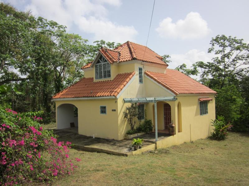 Charming Cottage With Beach Access In Quiet Neighb – semesterbostad i Oracabessa
