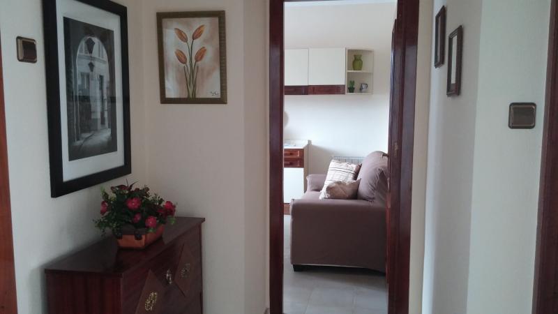 Apartamento con aparcamiento en Cudillero, alquiler vacacional en San Juan de la Arena