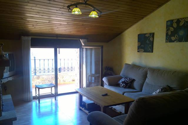 Buhardilla de ensueño en Riópar, holiday rental in Povedilla