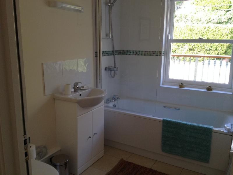 Family bathroom (there's also an ensuite shower)