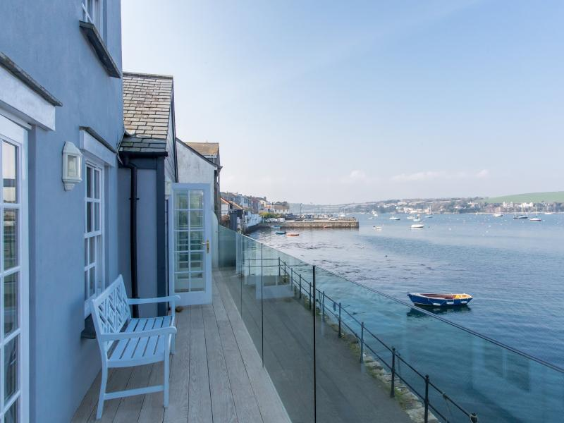 A 5 Star luxury house overlooking all of Falmouth Harbour