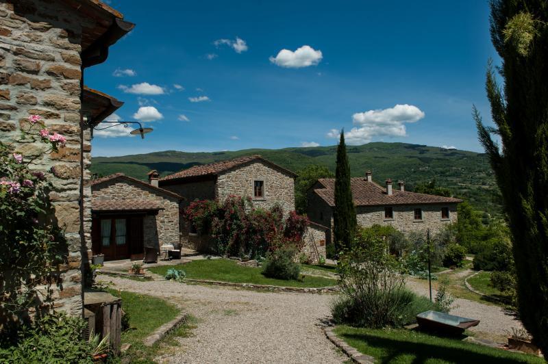 Agriturismo Azienda Agricola il Pozzo Salvia, holiday rental in Falciano