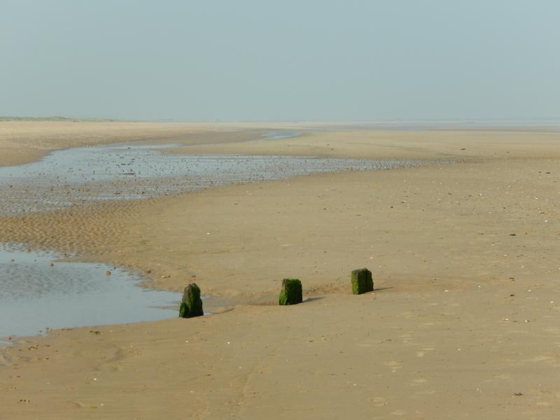 Beach at Holkham.