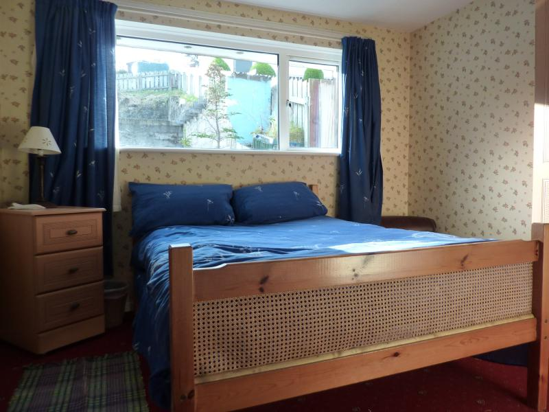 This double bedroom is ideal for those quiet moments to reflect on your adventures