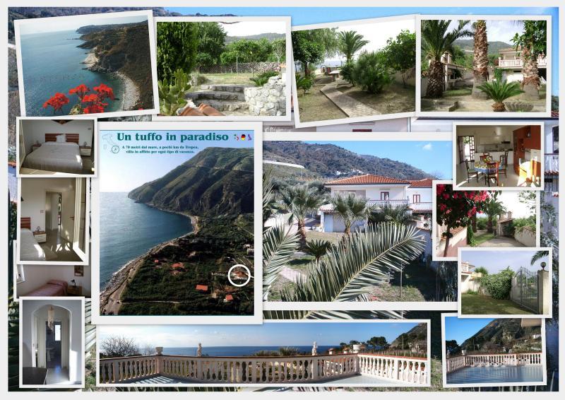 Villa Lina, holiday rental in Nicotera