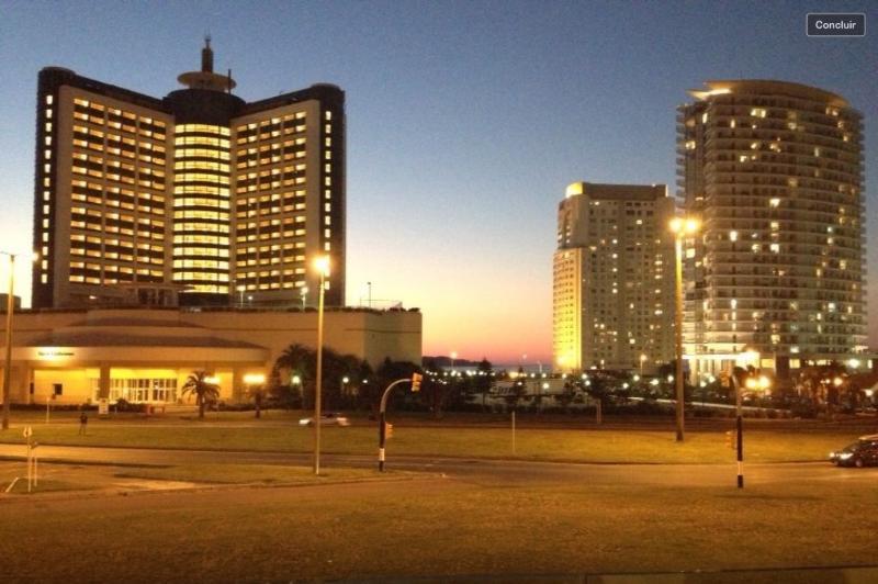 em frente ao hotel Conrad, parada 3 da mansa, location de vacances à Maldonado Department