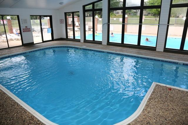 Indoor / Outdoor Pool