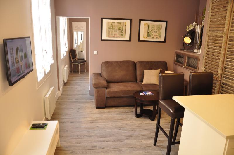 L'Escapade Versaillaise - One bedroom apartment, holiday rental in Villepreux