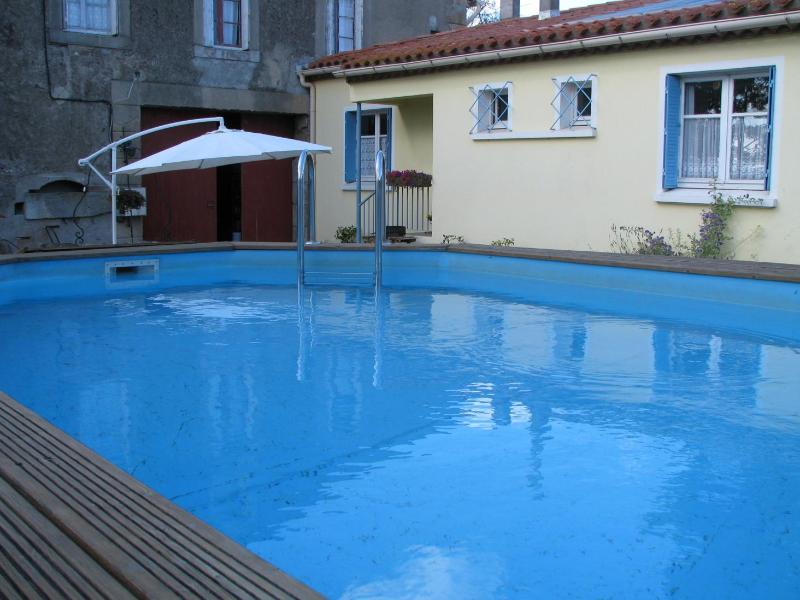 Domaine Sainte Marie - Gite, vacation rental in Puicheric