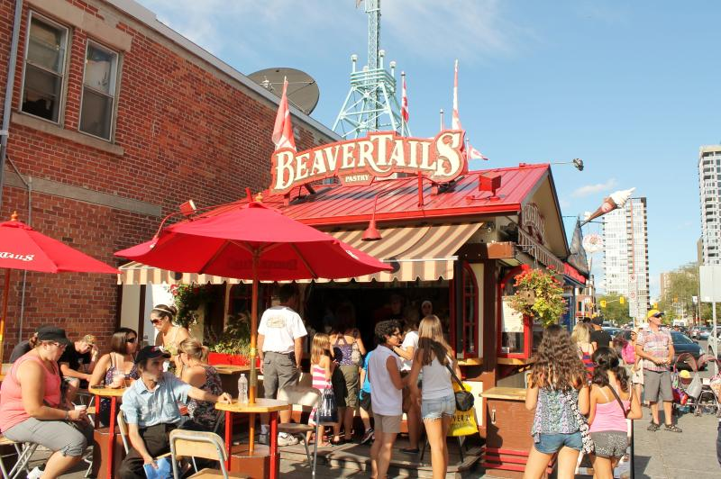 15 Minute Walk  ByWard Market offers a unique experience for all.