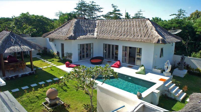 Villa Indah 2 bd Bali, vakantiewoning in Ungasan