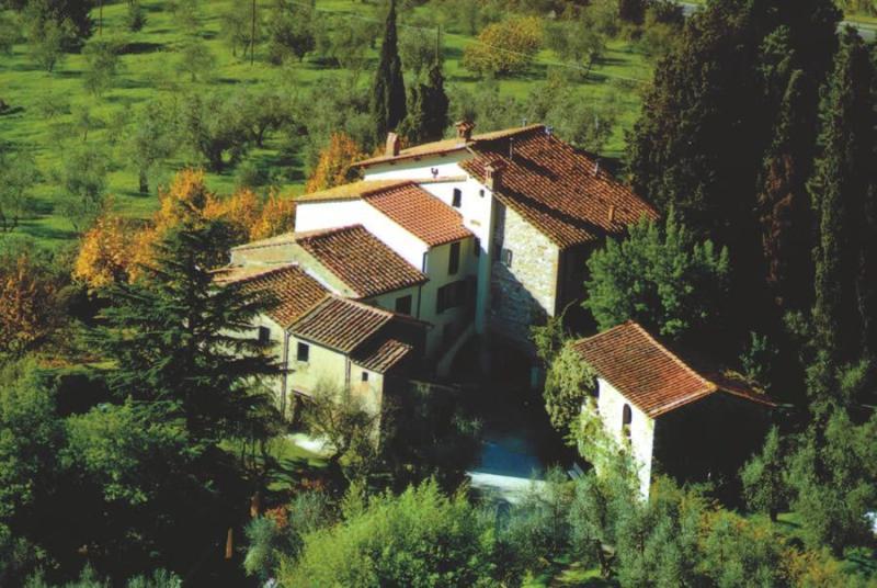 Agriturismo Biologico e Familiare con piscina panoramica e giardino, holiday rental in Serravalle Pistoiese
