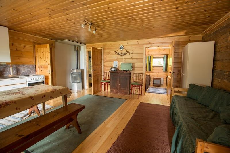 Cottage by the lake Puruvesi, vacation rental in Punkaharju