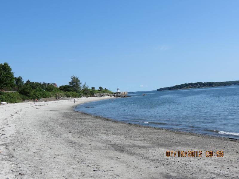 Willard Beach!