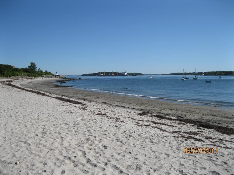 Nearby Willard beach--walking distance!