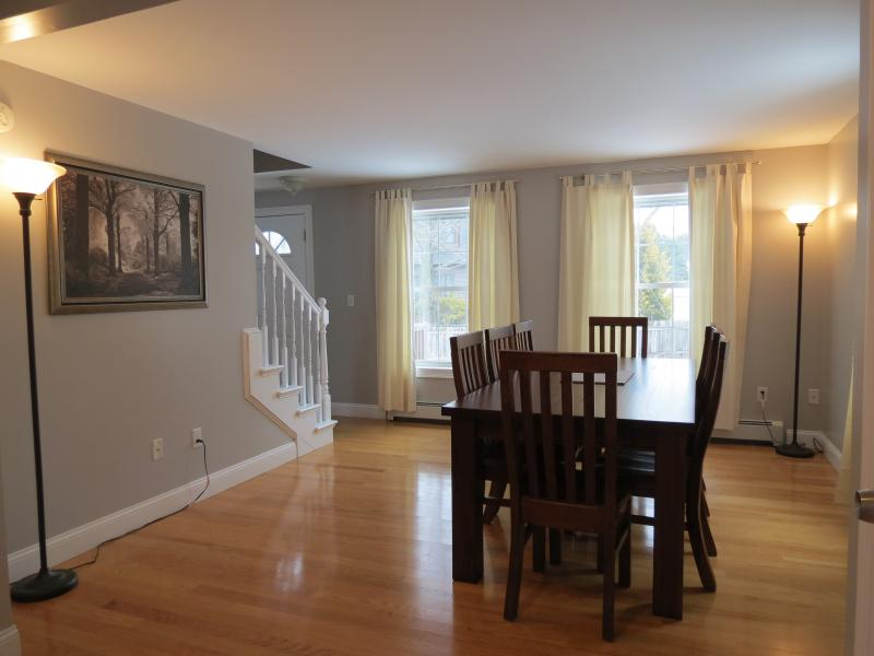 Dining Room to front of house