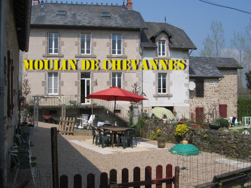 Moulin de Chevannes, vacation rental in Laizy