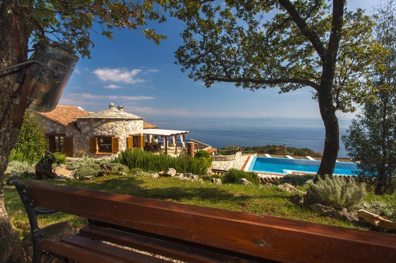 Villa Tramontana  Opatija Sv.Jelena, alquiler de vacaciones en Moscenicka Draga