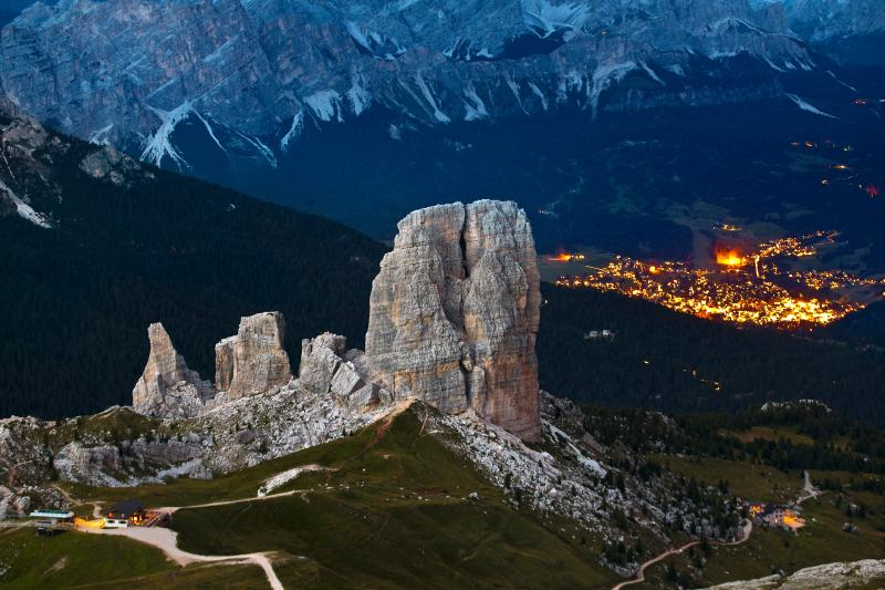 The Dolomites 1 hour far from Vittorio Veneto