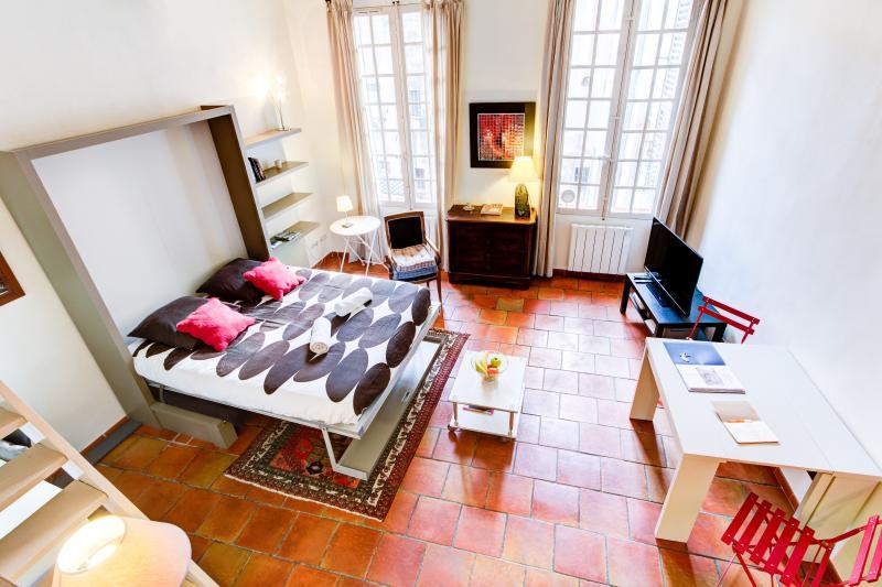 L'Aude loft, vacation rental in Aix-en-Provence