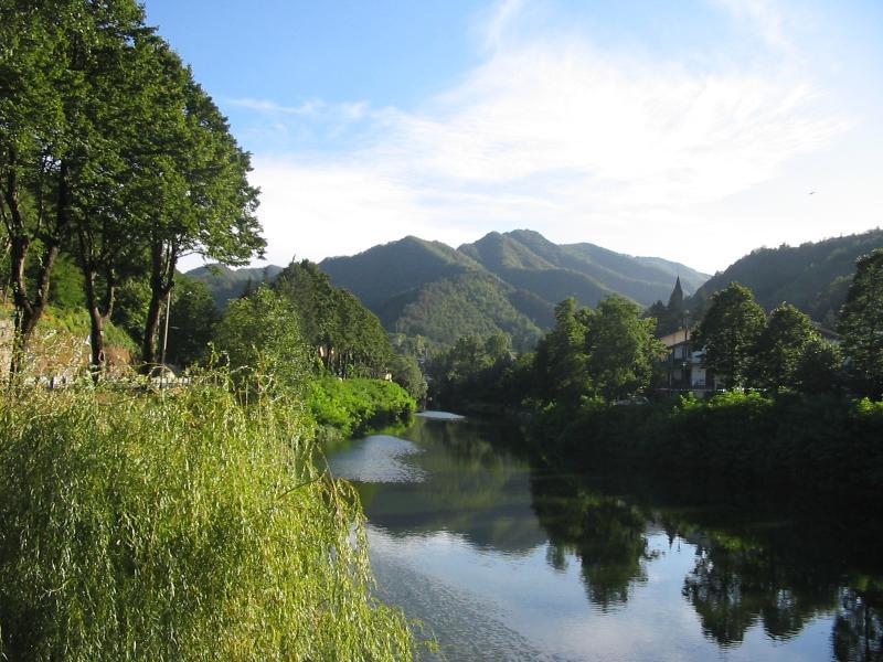 Lamone river