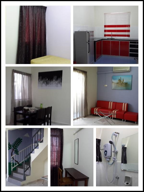 Homestay in Malacca Historical City, vacation rental in Ayer Keroh