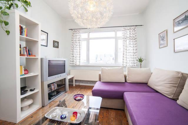 comfy flat in the heart of taksim istiklal, vacation rental in Istanbul