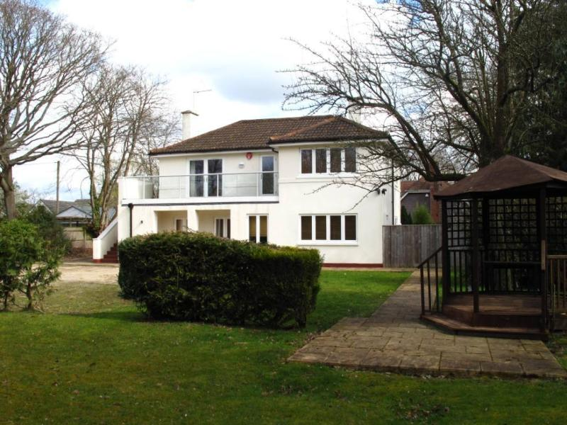 Meadow Lodge, holiday rental in New Forest