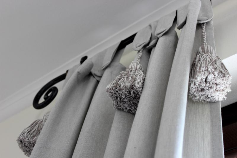 Decorative details, we like simple elegance