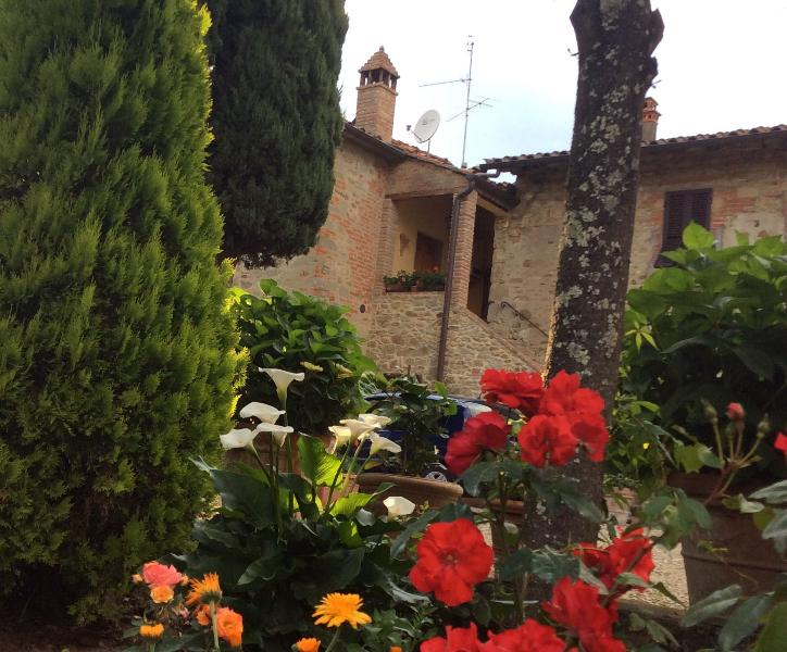 PODERE BURIANO, vacation rental in Pieve A Maiano
