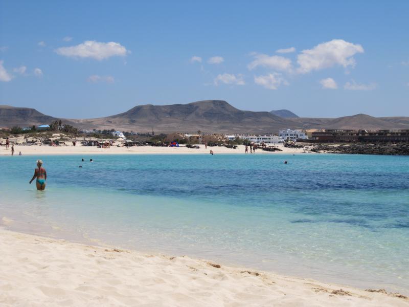 fuerteventura has some stunning beaches