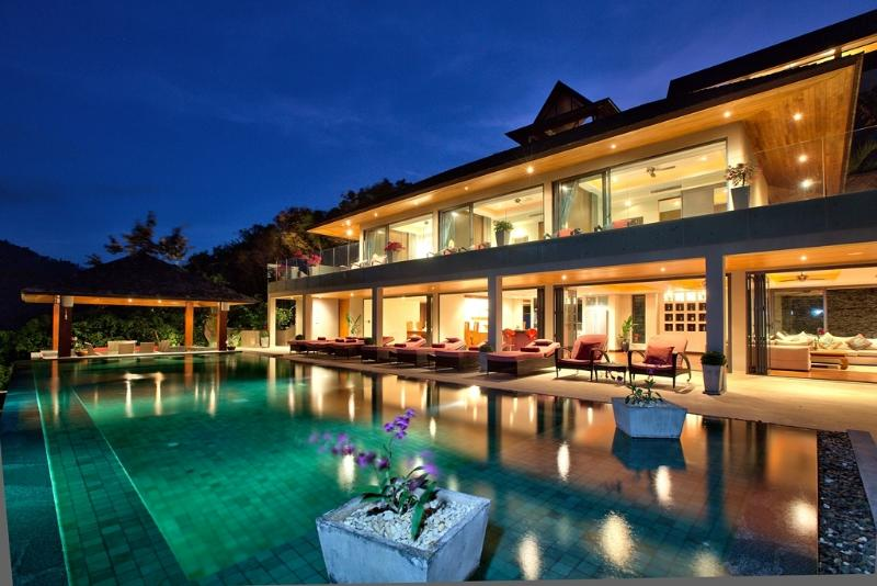 The amazing Baan Grand View - offering you the perfect vacation stay
